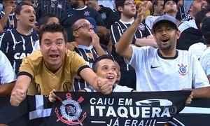 Corinthians vence e fica perto da vaga na fase de grupos da Libertadores
