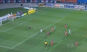 São Paulo vence o Capivariano pelo Campeonato Paulista