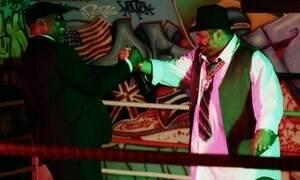 Duelo entre o samba e o funk marca novo clipe de Arlindo Cruz e Mr. Catra