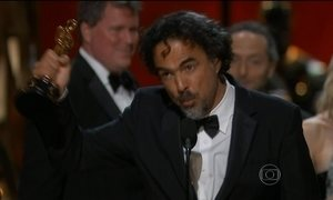 'Birdman' é o grande vencedor com quatro estatuetas