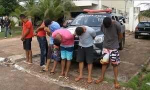 Polícia do Tocantins prende quadrilha de ladrões de moto