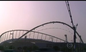 Calor do Catar poderia prejudicar saúde de jogadores na Copa 2022