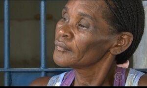 Idosa que estava presa por deixar de pagar pensão é libertada na Bahia