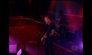 Metallica vai se apresentar no Rock in Rio