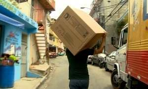Pesquisa traça perfil sobre consumo nas favelas