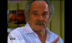 Cláudio Marzo fez mais de 80 trabalhos na TV, teatro e cinema