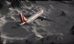 Copiloto reprogramou avião para bater nas montanhas