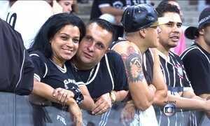 Corinthians enfrenta o Danubio pela Libertadores