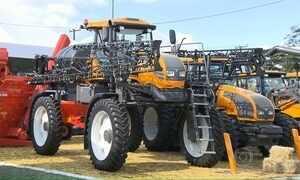 Expolondrina traz máquinas agrícolas e deve reunir mais de 500 mil visitantes
