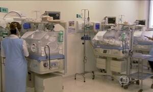 Com ajuda de três obstetras, mulher dá à luz cinco bebês em São Paulo