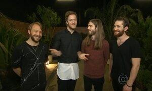 Banda nascida na era digital, Imagine Dragons faz 1ª turnê solo no Brasil
