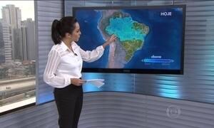 Recôncavo Baiano, Amapá e Amazonas devem ter chuva nesta terça (28)