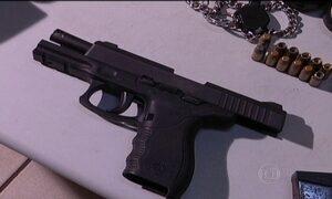 Polícia do Maranhão têm duas pistolas roubadas no fim de semana