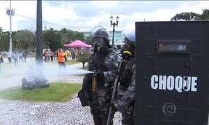 Novo confronto entre professores e polícia acontece no Paraná