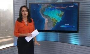 Chuva pode trazer alívio para seca no Nordeste