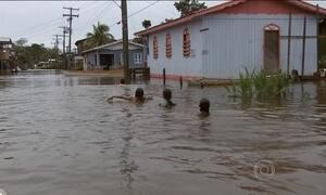 Sobe para 20 o número de municípios do Amazonas em situação de emergência