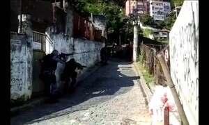 Tiroteios em favelas do centro do Rio deixam seis mortos e cinco feridos