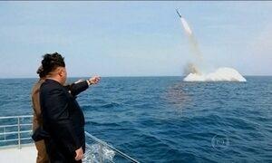 Coreia do Sul diz que vai reagir a provocações norte-coreanas