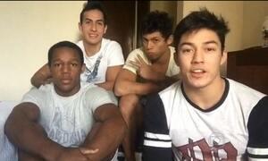Três ginastas são afastados da seleção por racismo