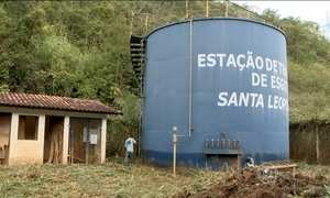Estações de tratamento de esgoto estão abandonadas no Espírito Santo