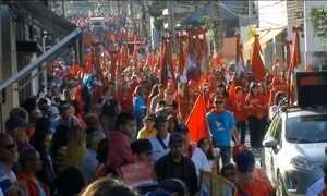 Festa do Divino reúne 30 mil pessoas no centro de Mogi das Cruzes/SP