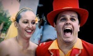 Casais que se uniram no carnaval compartilham as histórias de amor
