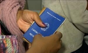 Taxa de desemprego medida pela Pnad chega a 8%, de fevereiro a abril
