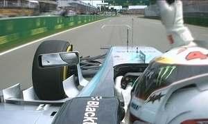 Hamilton volta a vencer no Grande Prêmio do Canadá