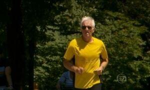 Fazer exercício aos 50 anos deixa cérebro mais saudável na 3ª idade