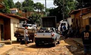Famílias deixam suas casas após depois de serem ameaçadas por bandidos no MA