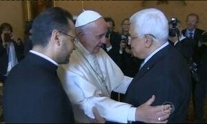 Vaticano reconhece o Estado da Palestina
