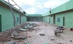 Escola que custou R$ 1 milhão em Minas pode ser demolida