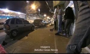 Policiais trocam tiros com bandidos no Complexo do Alemão (RJ)