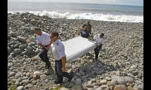 Autoridades investigam se peças são de avião da Malaysia Airlines