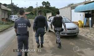 Polícia prende 35 pessoas em megaoperação contra tráfico de drogas