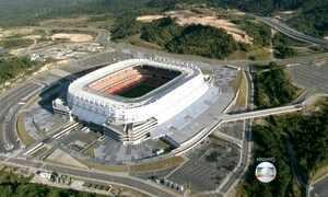 Polícia Federal apura irregularidades nas obras da Arena Pernambuco