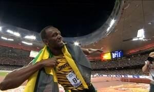 Bolt quase perde título de homem mais rápido do mundo