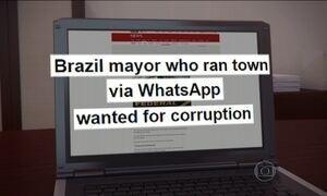 Fuga da prefeita de Bom Jardim (MA) ganha destaque na rede BBC