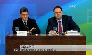 Governo apresenta déficit como proposta de orçamento para 2016