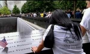 Memorial e cerimônias lembram os atentados de 11 de setembro nos EUA