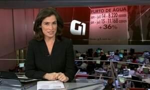 Furto de água na grande São Paulo aumentou 36% em 2015