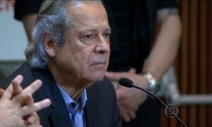 Denúncia contra Dirceu é aceita e ex-ministro vira réu