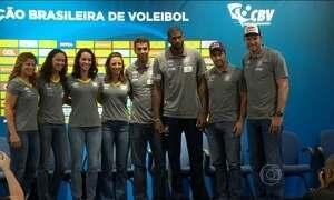 Brasil já tem as quatro duplas do vôlei de praia definidas para os Jogos Olímpicos