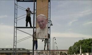 Papa Francisco se prepara para visita histórica a Cuba
