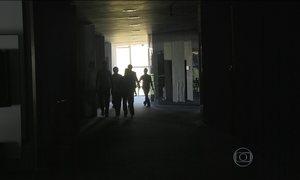 Apagão no Distrito Federal deixa quase metade da população sem luz