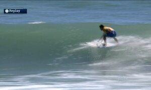 Na Califórnia, os dois melhores surfistas da temporada decidem a 8ª etapa do Mundial
