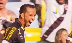 Vasco vence o Sport por 2 a 1 no Maracanã e deixa a lanterna do Brasileirão