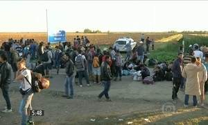 Ministros europeus vão se reunir para decidir as cotas de distribuição dos refugiados