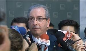 Ex-gerente da Petrobras cita o nome de Eduardo Cunha em delação