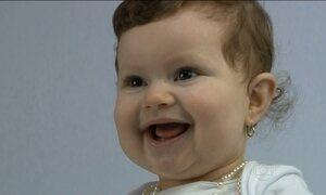 Cientistas mostram o que está por trás do sorriso irresistível dos bebês